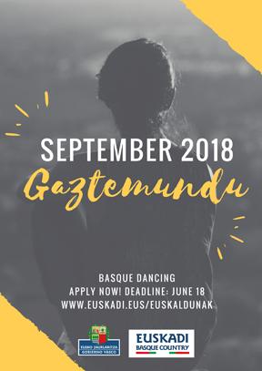 Gaztemundu 2018