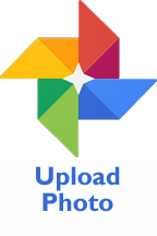 Google Photo Upload